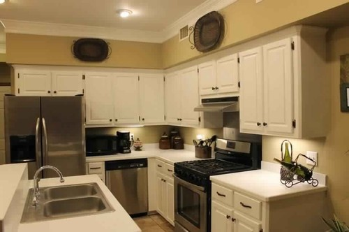 Should I Uses Different Ceiling Paint For The Kitchen