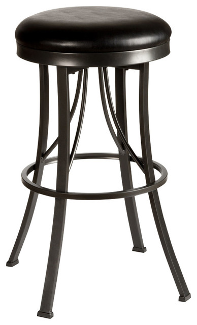 Ontario Backless Stool Transitional Bar Stools And