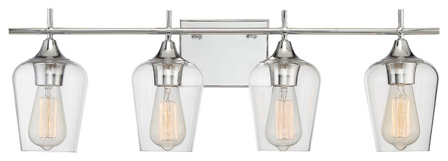 Savoy House Octave 4-Light Bath Bar
