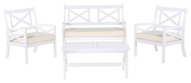Baltic 4-Piece Garden Furniture Set