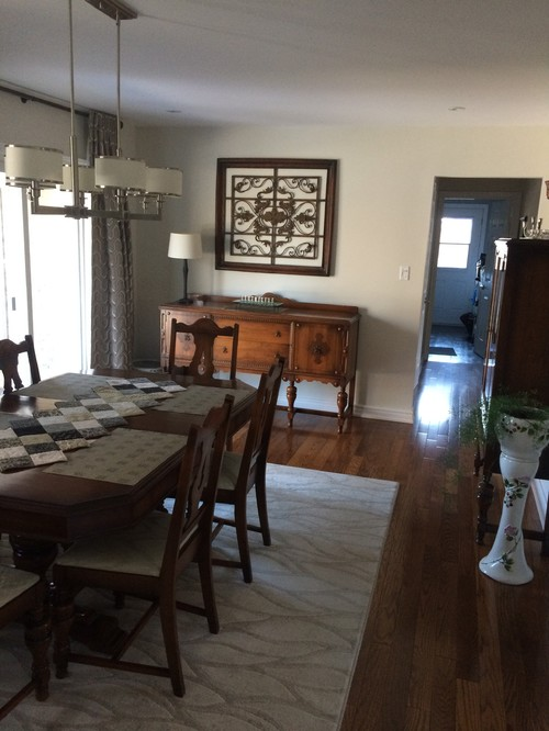 What To Do With The Buffet In My Dining Room