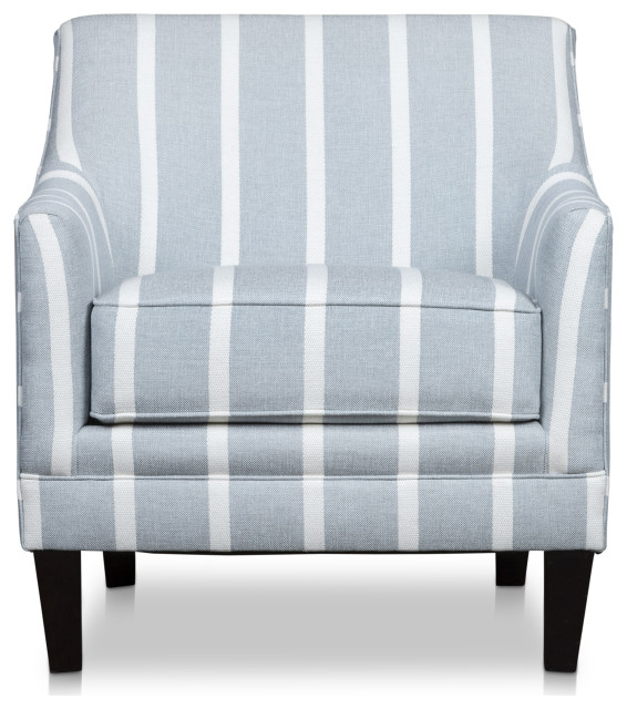 Katelyn Stationary 22 Armchair Transitional Armchairs And Accent Chairs By Vlr Llc