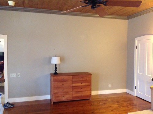 What To Do With Big, Blank Bedroom Wall