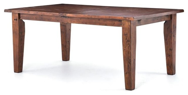 four hands irish coast extension dining table - transitional