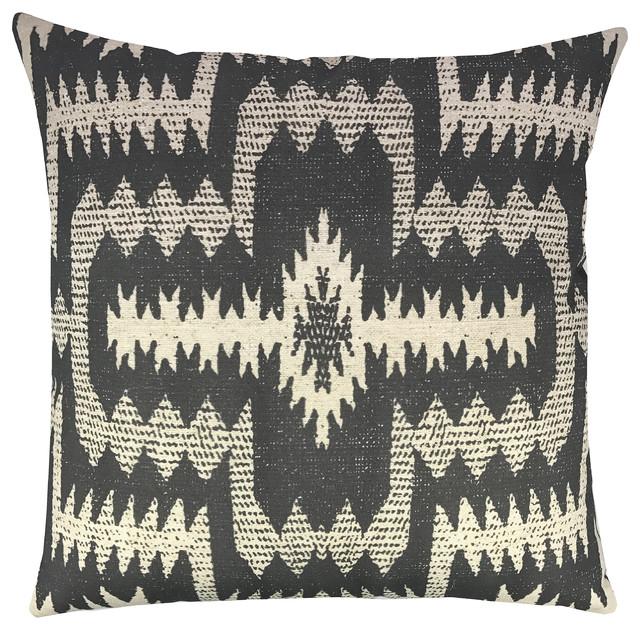 Aztec Throw Pillow.