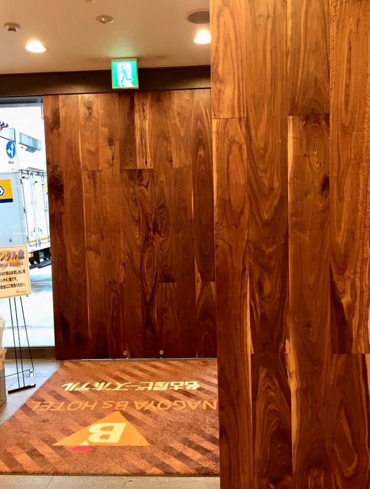 名古屋ビーズホテル エントランス