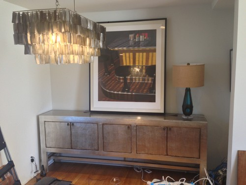 Perfect How Tall Should My Sideboard Lamps Be?