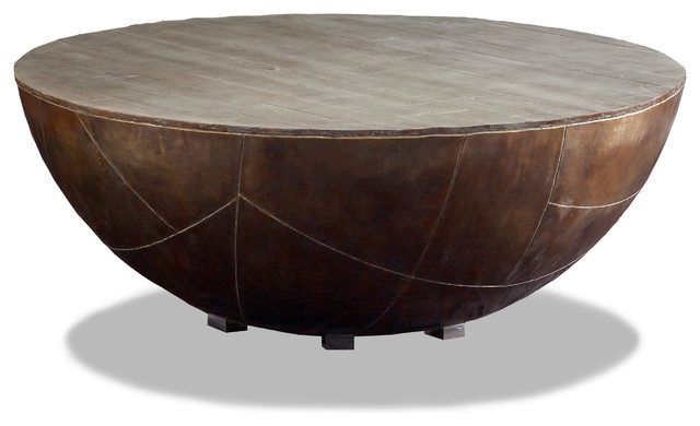 Drum Coffee Table 7