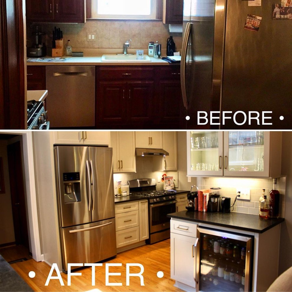 Clintonville Before & After Remodel