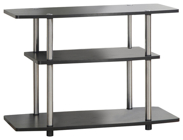 Convenience Concepts - 3-Tier TV Stand & Reviews | Houzz