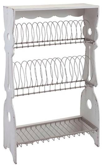 Plate Rack.