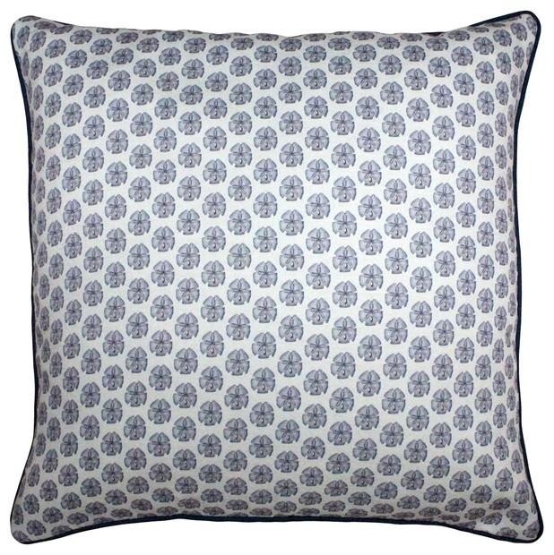 Tracy Upton Big Island Sand Dollar Tiny Scale Print Throw Pillow 40 Amazing Tiny Decorative Pillows