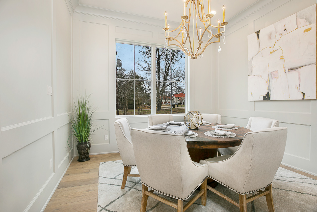 Bricklin Dr.  |  Louisiana French Transitional  |  Dining Room - Baton Rouge | M