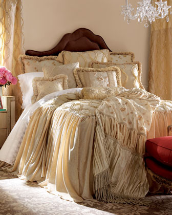 Dian Austin Couture Home - Grandeur Bed Linens traditional bedding