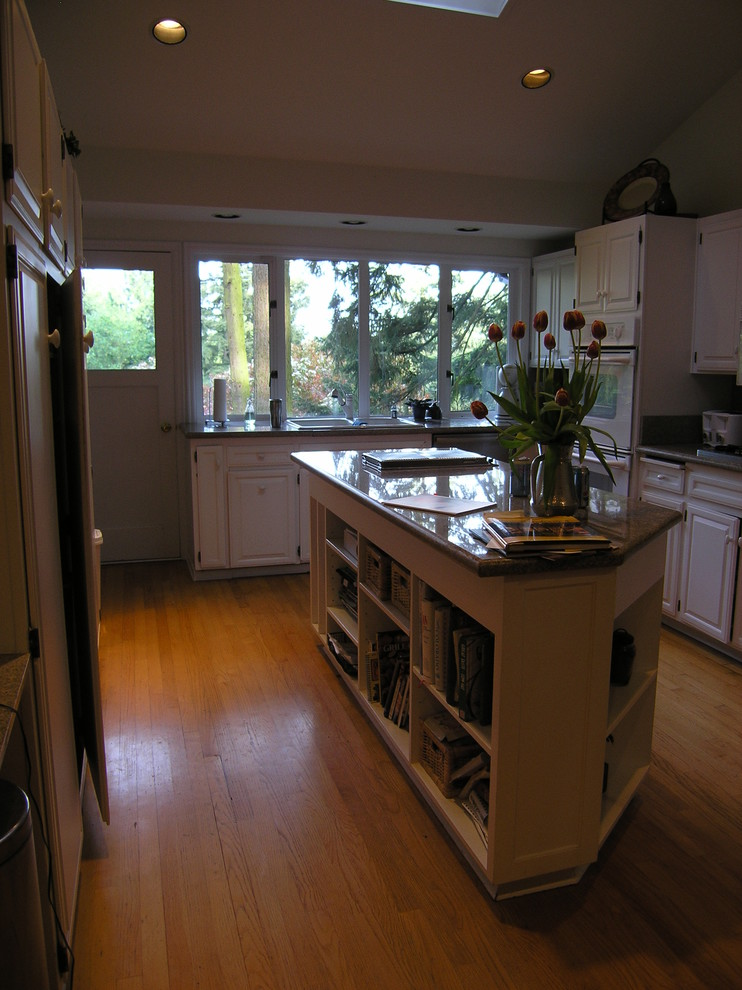 BEFORE- Kitchen Remodel