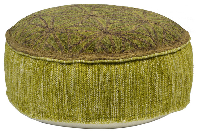 habitat home garden devina pouf reviews houzz. Black Bedroom Furniture Sets. Home Design Ideas