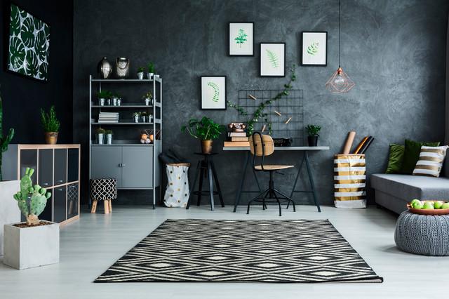 Kaleen Handmade Brisa Collection Rug, 8&x27;x10&x27;.