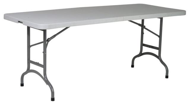 Center Folding Multi Purpose Table 72 Office Star Bt6f