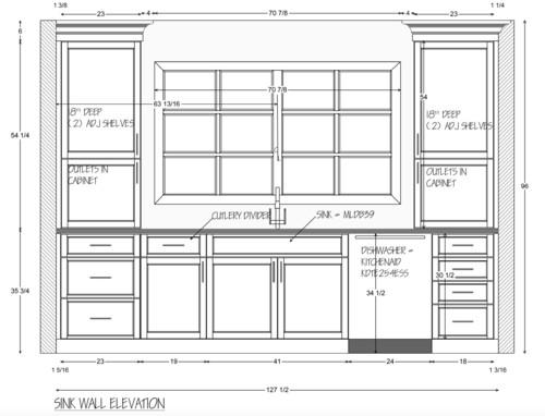 kitchen layout design.  Kitchen Layout