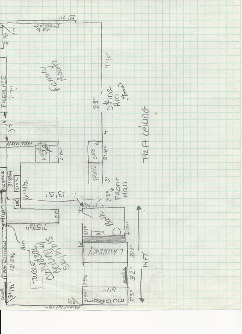 Really Want To Improve My Kitchen Layout