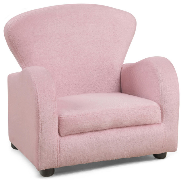 Shop Houzz Monarch Specialties Juvenile Chair Fuzzy