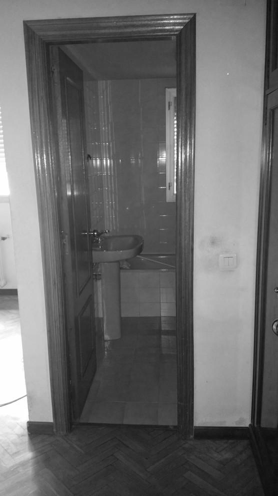 Baño principal (antes)