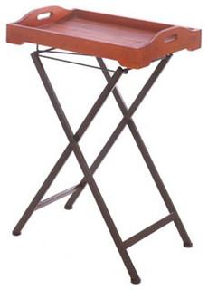 Rustic Spirit Tray Table