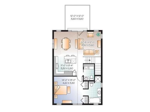 detached garage with apartment ideas - Detached Garage Apartment
