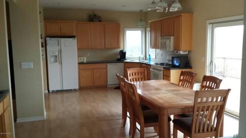 Anyway To Make Maple Kitchen Cabinets Work In A Modern Kitchen Design?
