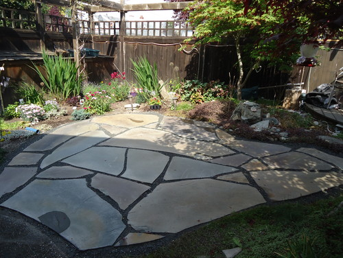 Need Help For My Uneven Slate Patio
