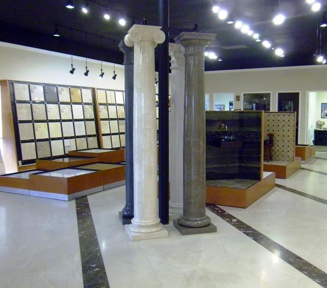 Marmol Export Usa Anaheim Showroom Contemporary