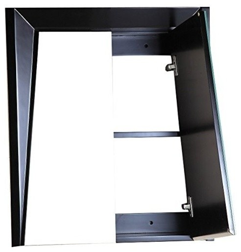 """Mirrored Cabinet, 24""""."""