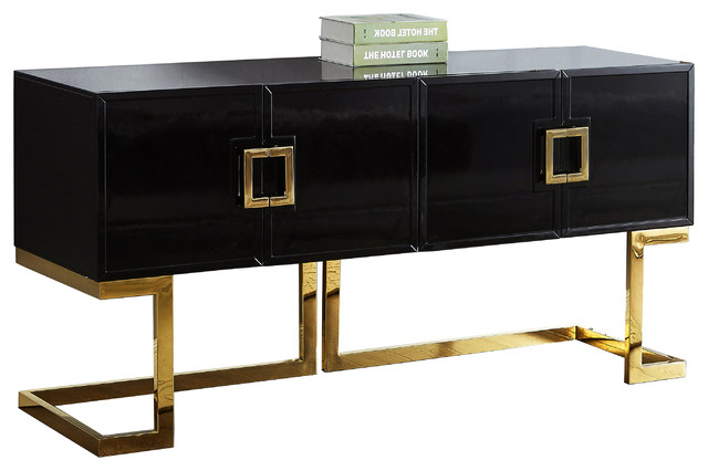 Beth Sideboard Buffet Contemporary Buffets And Sideboards By