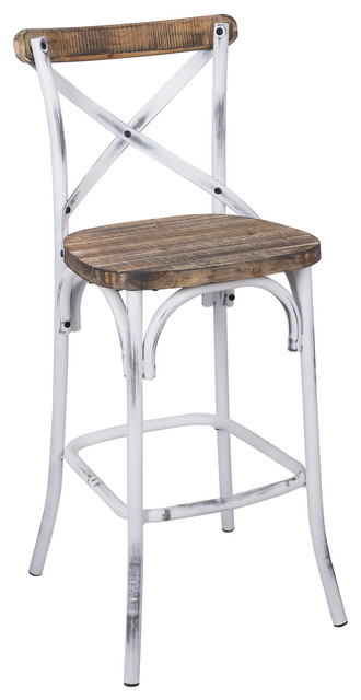 Zaire Bar Chair Industrial Bar Stools And Counter Stools By