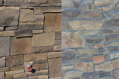 Changing The Color Of Manufactured Stone