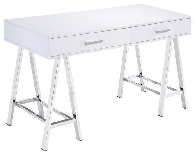 Coleen Desk Contemporary Desks And Hutches By Acme