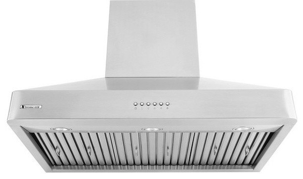Xtremeair Usa Deluxe Series Dl08-W42, 42, 900 Wall Mount Range Hood.