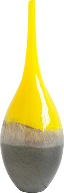 Jasse Glass Vase, Large