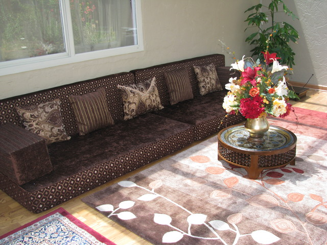 Majlis Design (Floor Seating) Traditional Part 65