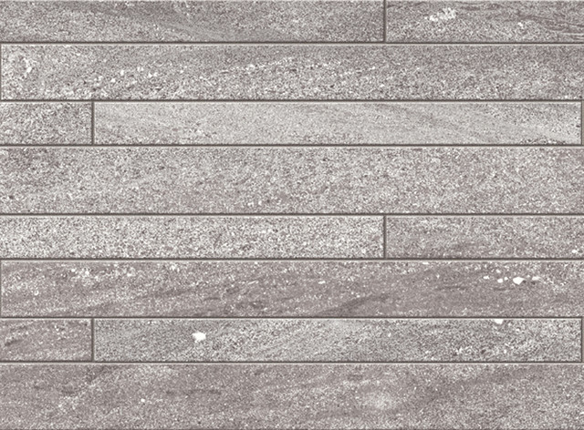 12 X24 Crossways Gray Interlocking Muretto Modern Wall And Floor