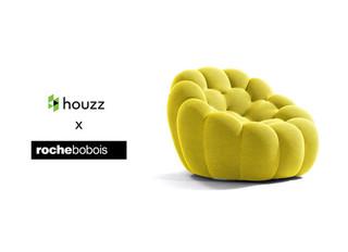 gagnez l 39 iconique fauteuil bubble de roche bobois concours termin. Black Bedroom Furniture Sets. Home Design Ideas