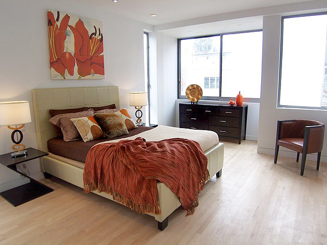 Staged Bedrooms Gorgeous Bedroom Staging