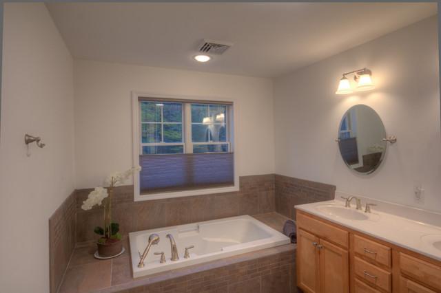 Lakeland Colony Traditional Bathroom Philadelphia By Clemleddy Construction