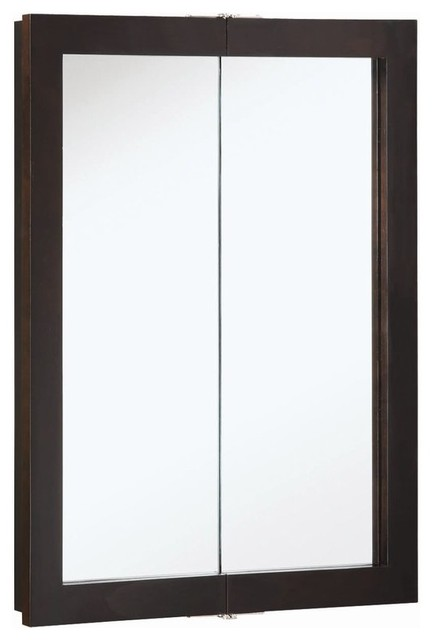 Surface Mount Swing Door Medicine Cabinet.