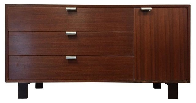 George Nelson For Herman Miller Vintage Credenza Modern Buffets And  Sideboards