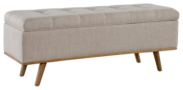 Kosas Home Stimpson Storage Bench.