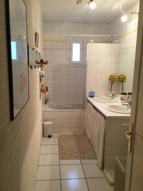 Nouvelle salle de bain for Nouvelle salle de bain