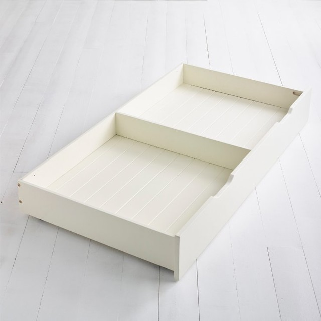 Luxury Italian Baby Cot With Built In Box Drawer Underneath And & Under Cot Drawer - Best Drawer Model