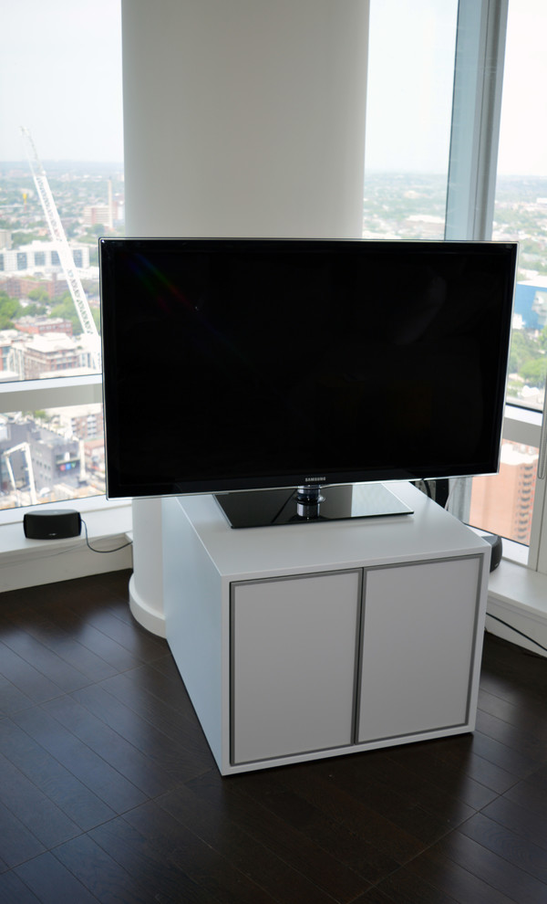 Custom Entertainment Console