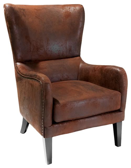 Clarkson Wingback Arm Chair